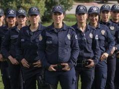 kadın polis