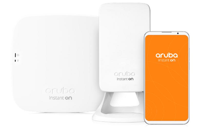 Aruba, KOBİ, kablosuz internet
