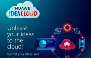 Huawei, Huawei IdeaCloud