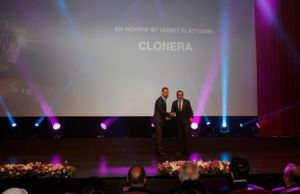 Clonera, en inovatif BT platformu, ilk 500 bilişim şirketi,