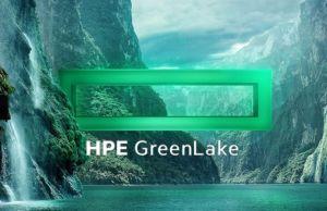 HPE, GreenLake, kullanım başına ödeme