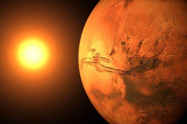 NASA, Mars verileri, ESET