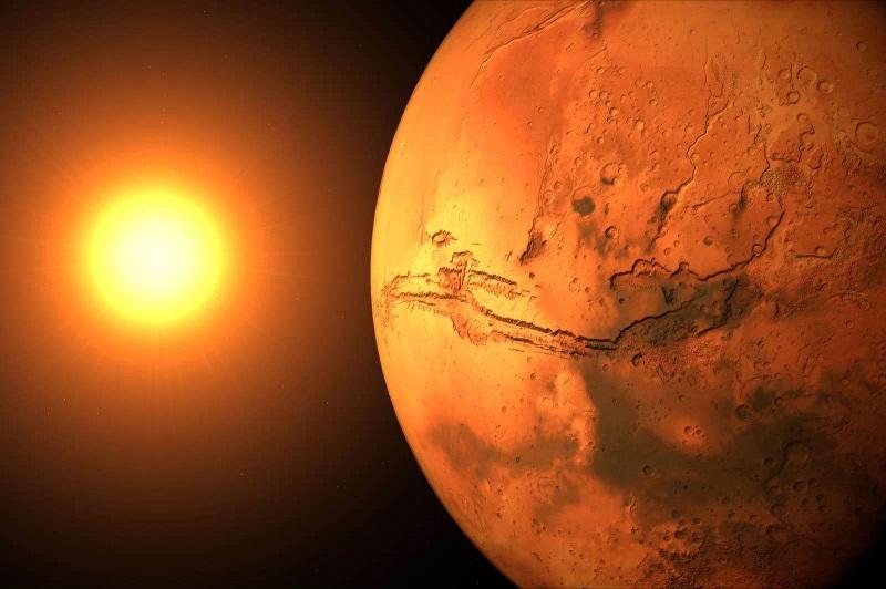Barış Özcan Mars Perseverance