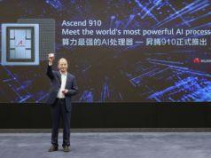 Huawei, yapay zeka, işlemci