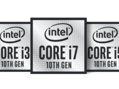 Intel, 10. Nesil Comet Lake
