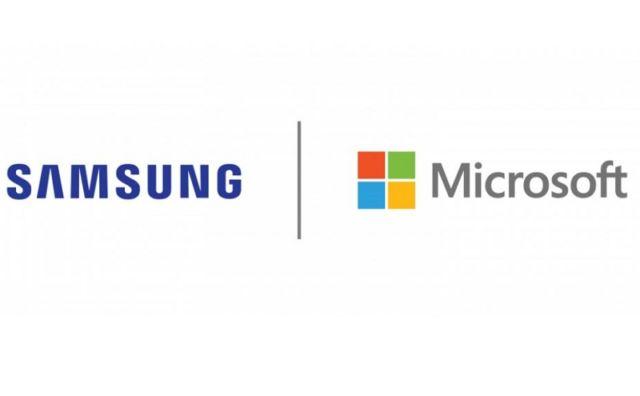 Samsung, Microsoft