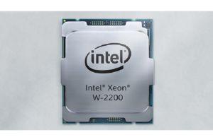 Intel Xeon W-2200, X-Serisi