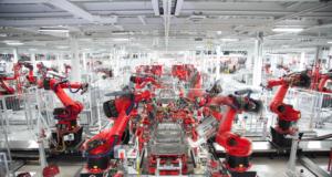 Tesla, Çin