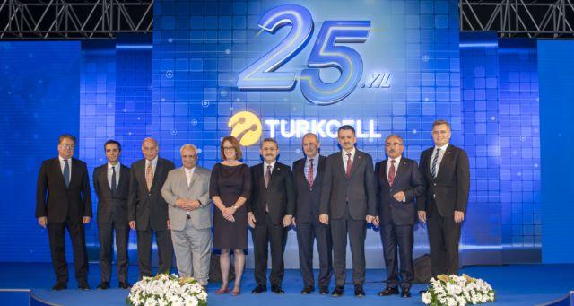 Turkcell 25 Yıl