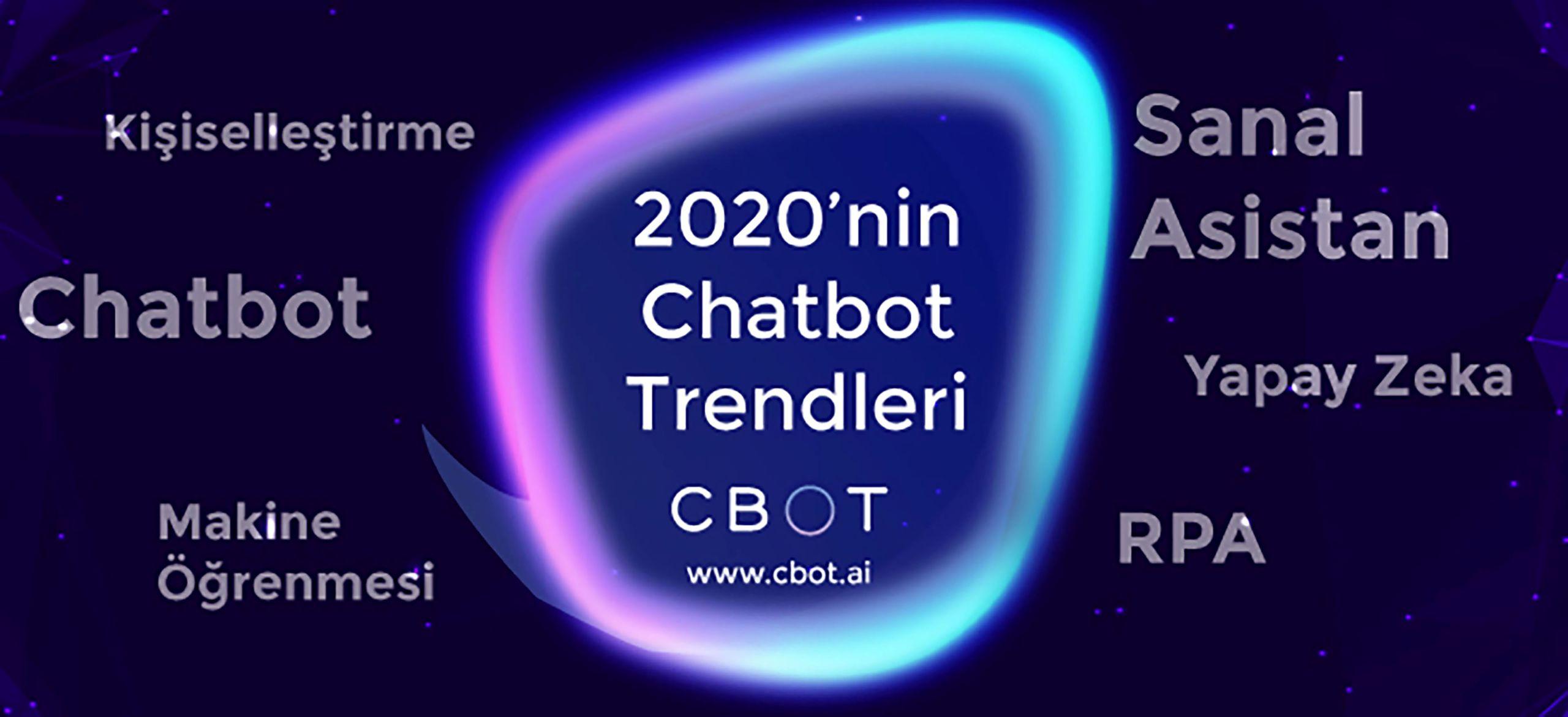 yapay zeka tabanlı Chatbot trendleri