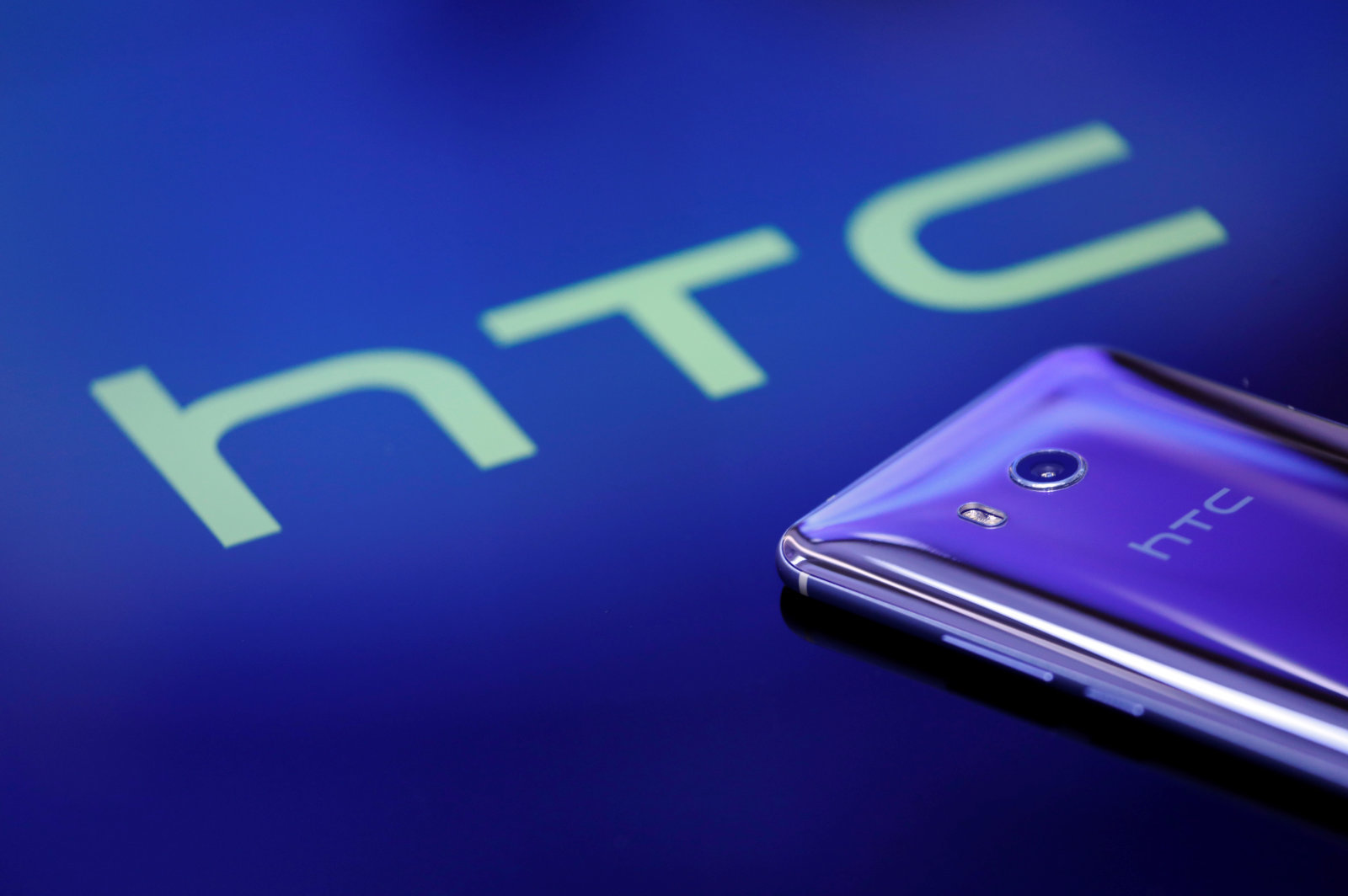 HTC 5G telefon