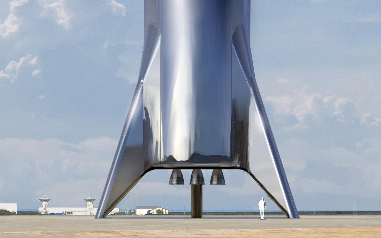 SpaceX StarshipSpaceX Starship roketi