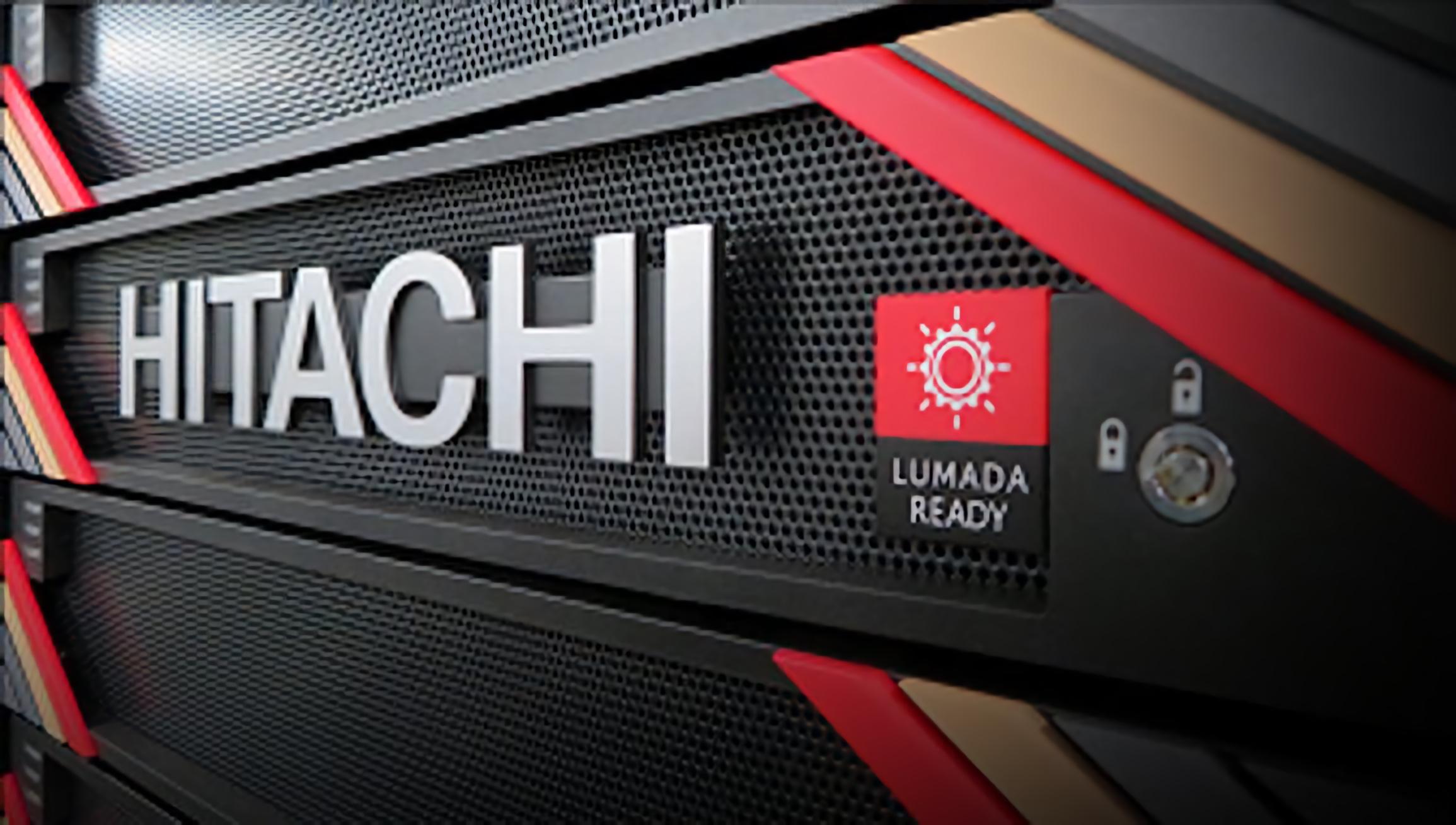 Hitachi VSP 5000