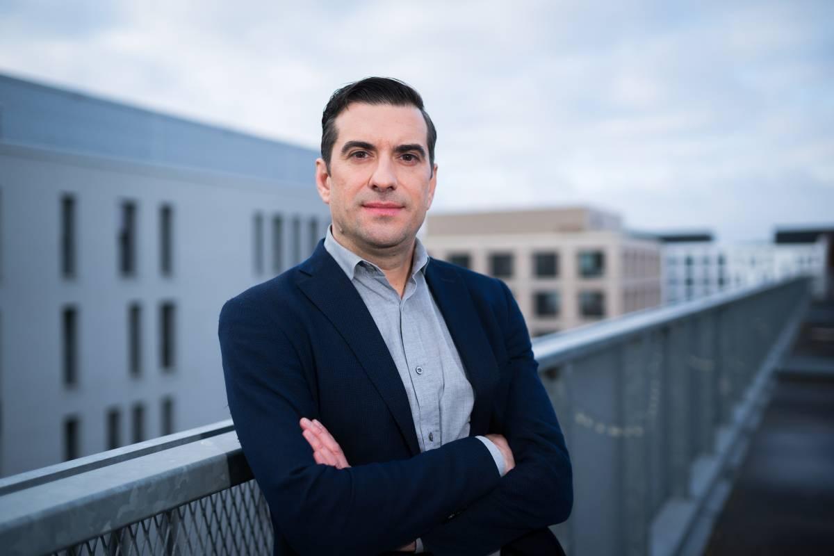 Coranavirus DE-CIX International CEO'su Ivo A. Ivanov