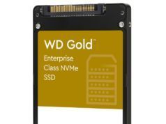 NVMe SSD WD Gold