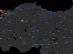 İstanbul koranavirüs haritası