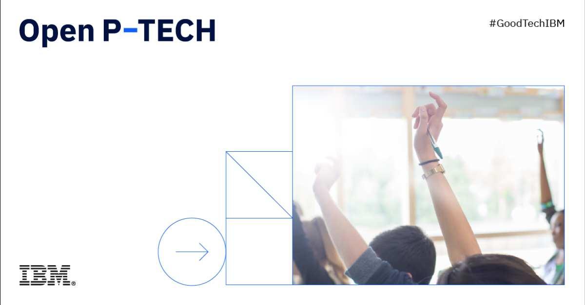 IBM profesyonel beceriler konusunda bilgilendirmek amacıyla, ücretsiz bir dijital eğitim deneyimi platformu olanOpen PTECH 'i Türkiye'de...