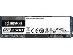 Kingston KC2500 SSD
