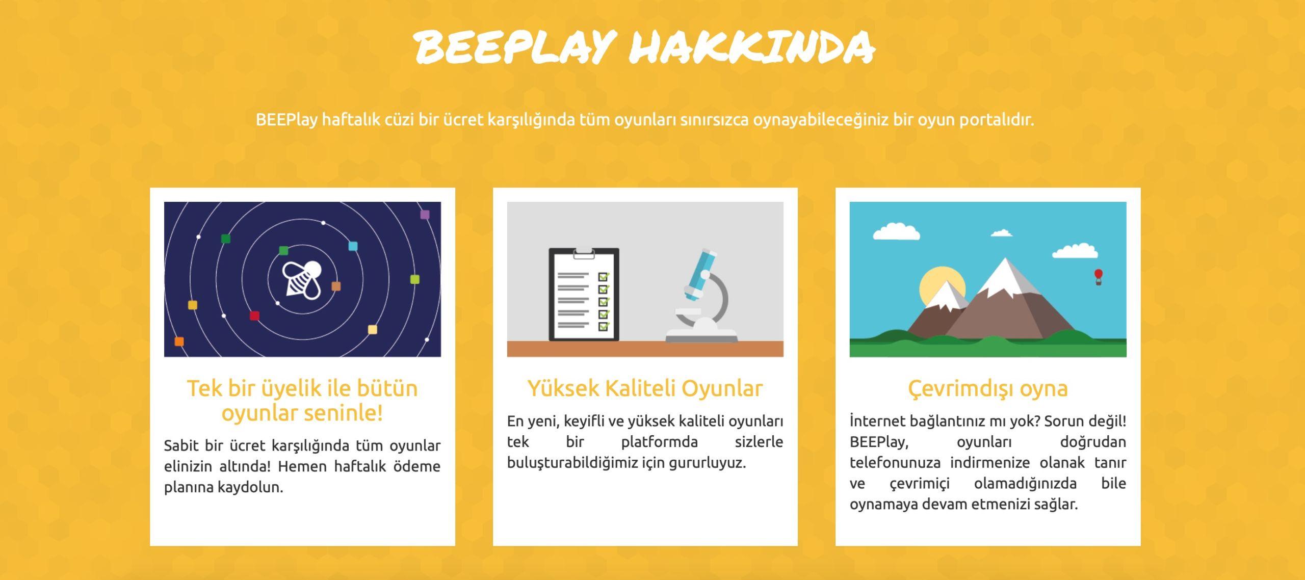 Beeplay servis