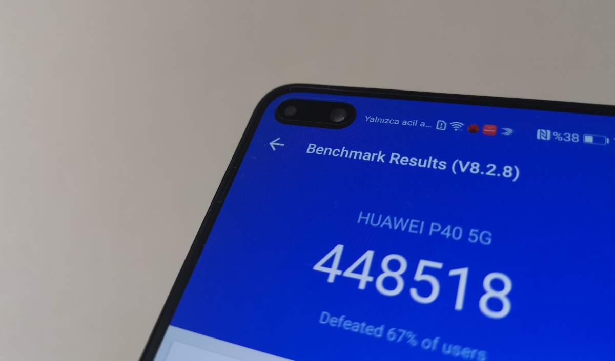 Huawei P40 8500 TL