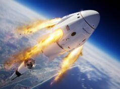spacex uzay