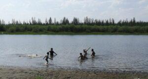 sibirya en yüksek sıcaklıklara ulaştı