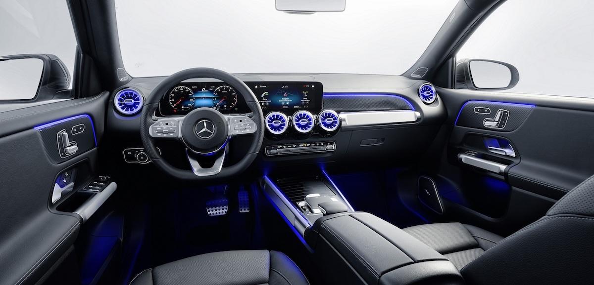 Yeni Mercedes-Benz GLB