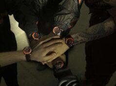 Gucci Fnatic Espor temalı saat