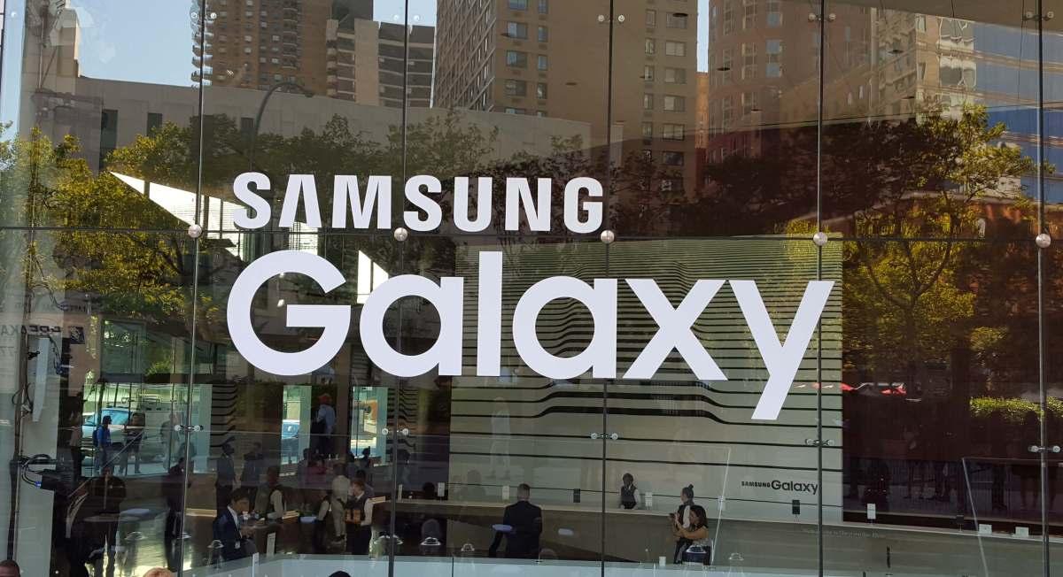 Samsung hesabından paylaşım