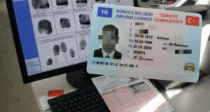 kimlik kartları ve ehliyet