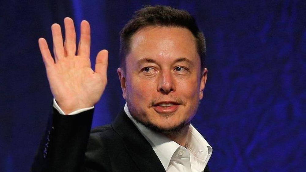 Elon Musk Twitter hesabı
