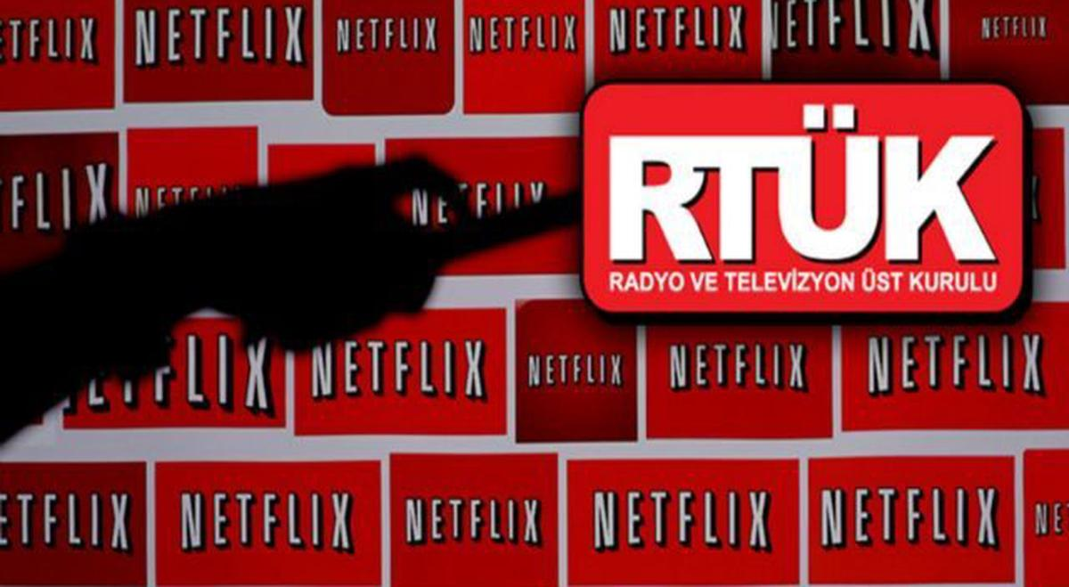 NETFLIX ve Amazon Prime RTÜK lisansı