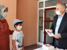 Koronavirüse yakalananlar okula
