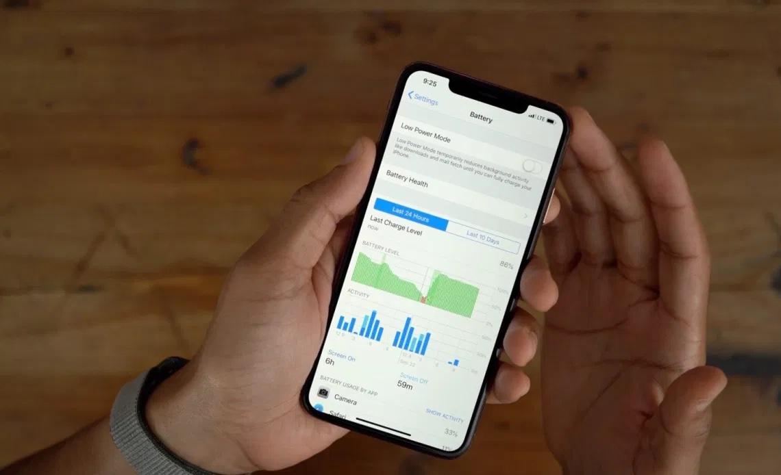 Apple iPhone şarj