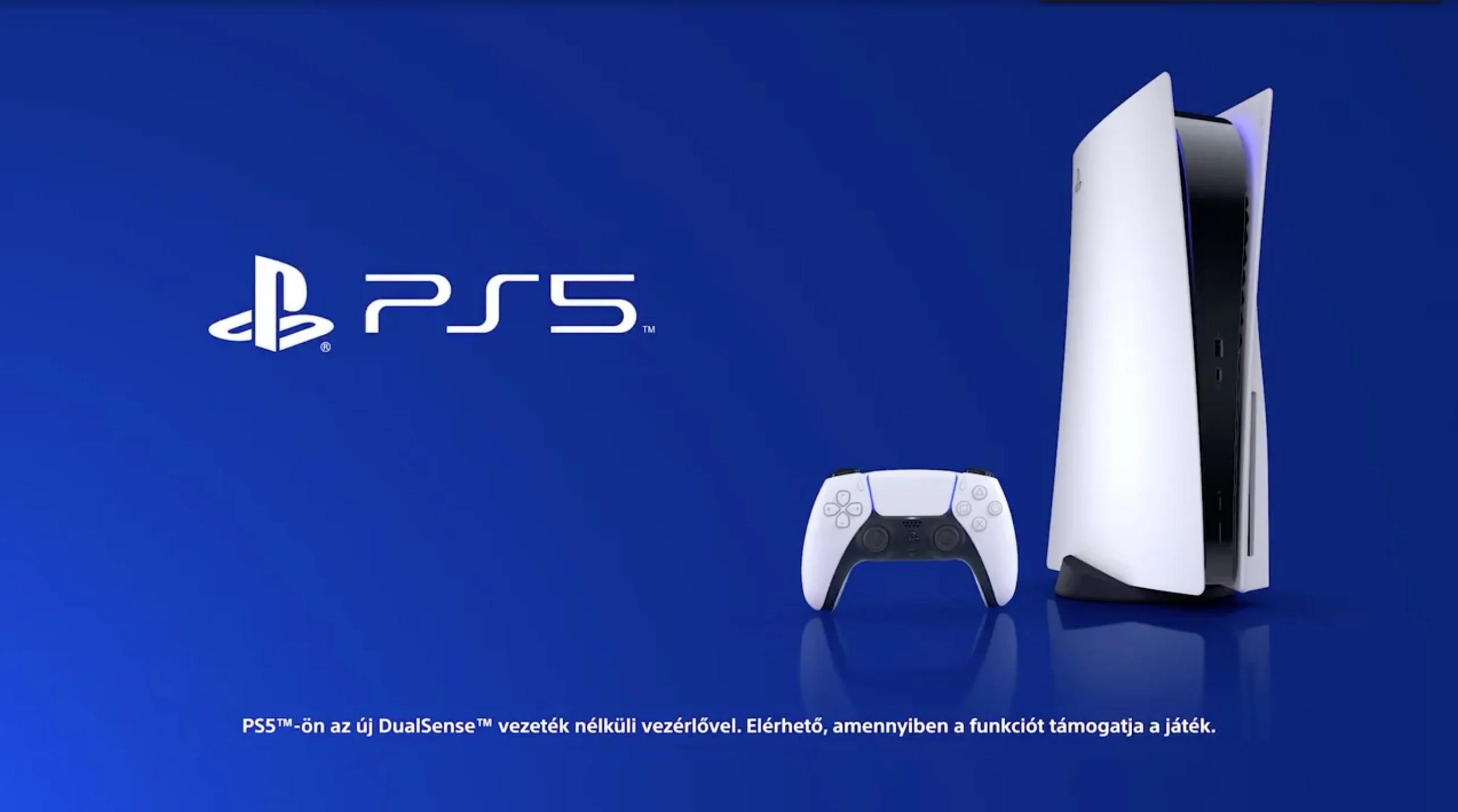 PlayStation 5 reklamı