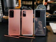 güncelleme alacak Samsung telefon