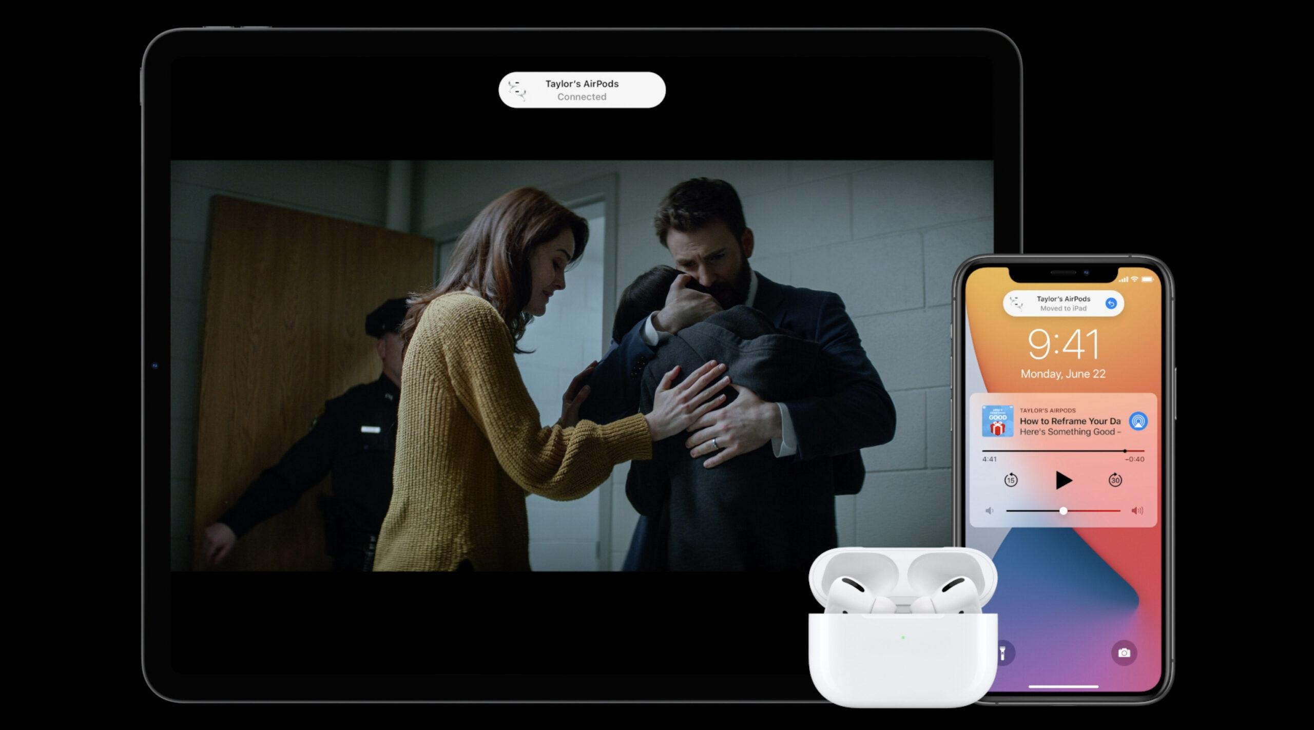 iOS 14 Public Beta 6