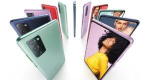 Galaxy S20 FE Türkiye fiyatı
