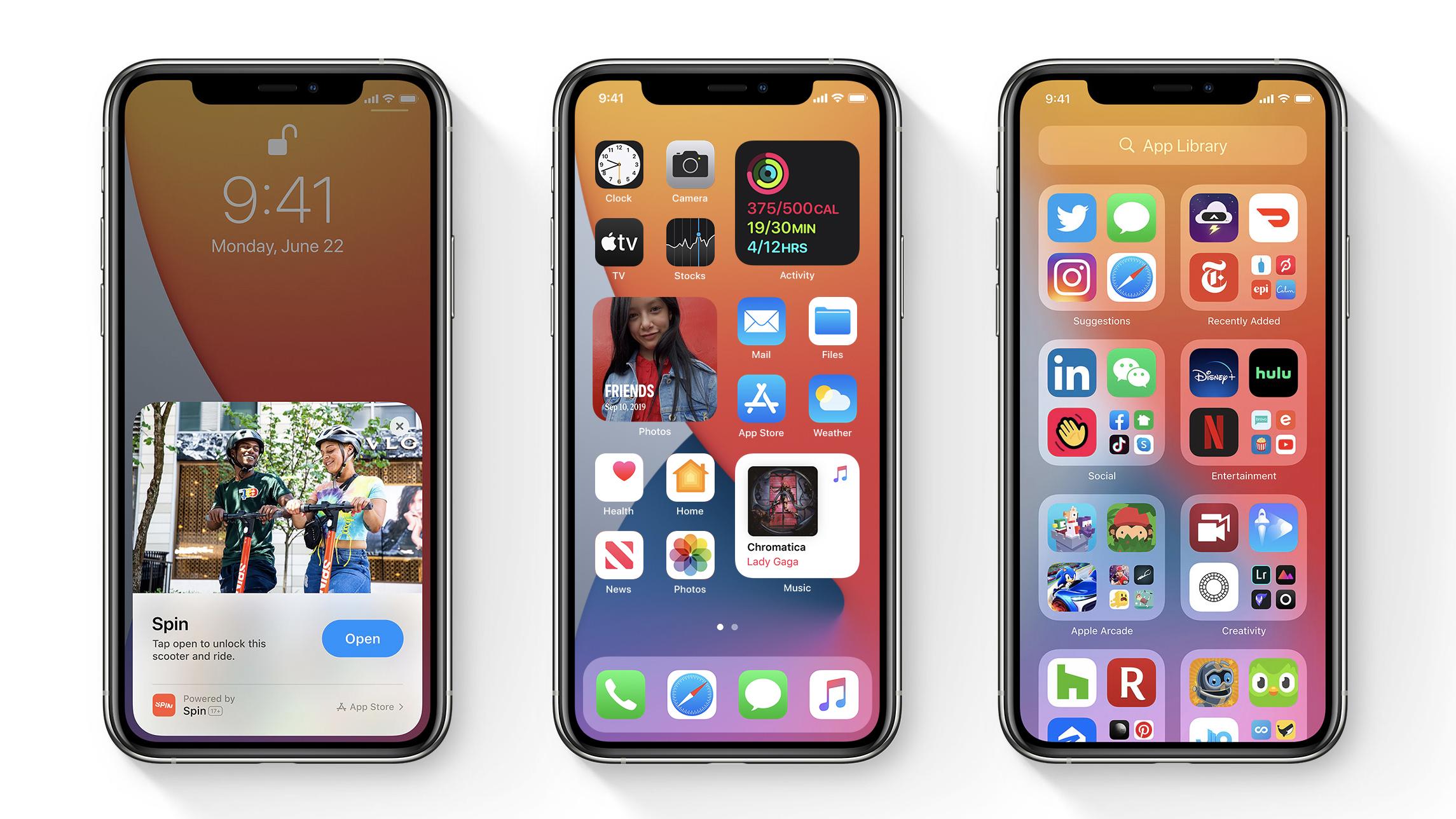 iOS 14 Public Beta 8