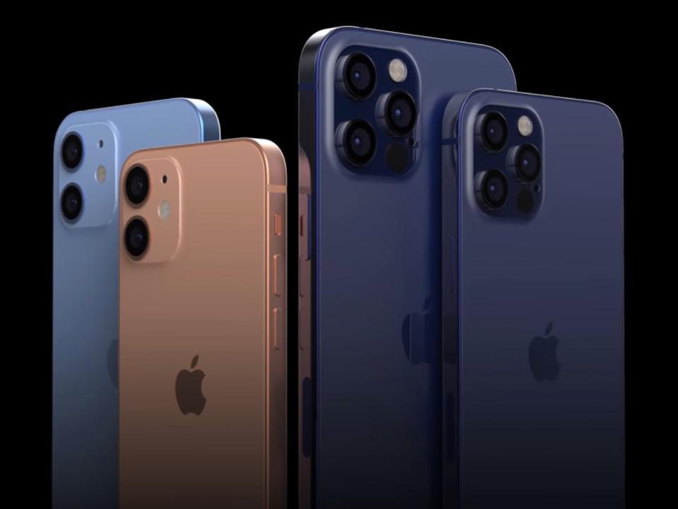 iPhone 12 ailesi