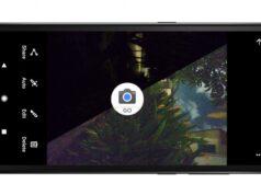 Nokia 1.3 kamera