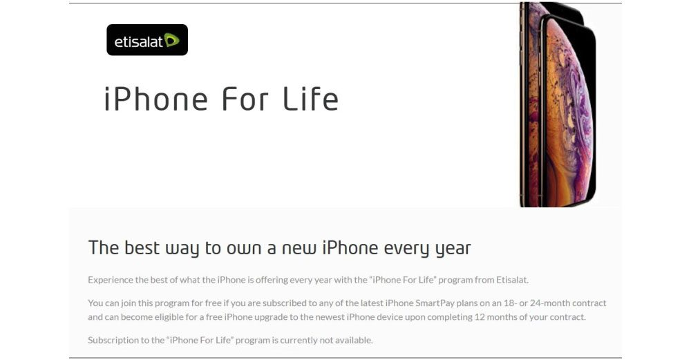 iPhone for Life