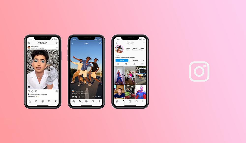Instagram Reels 3 yeni özellik