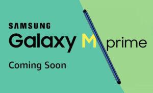 Samsung m prime