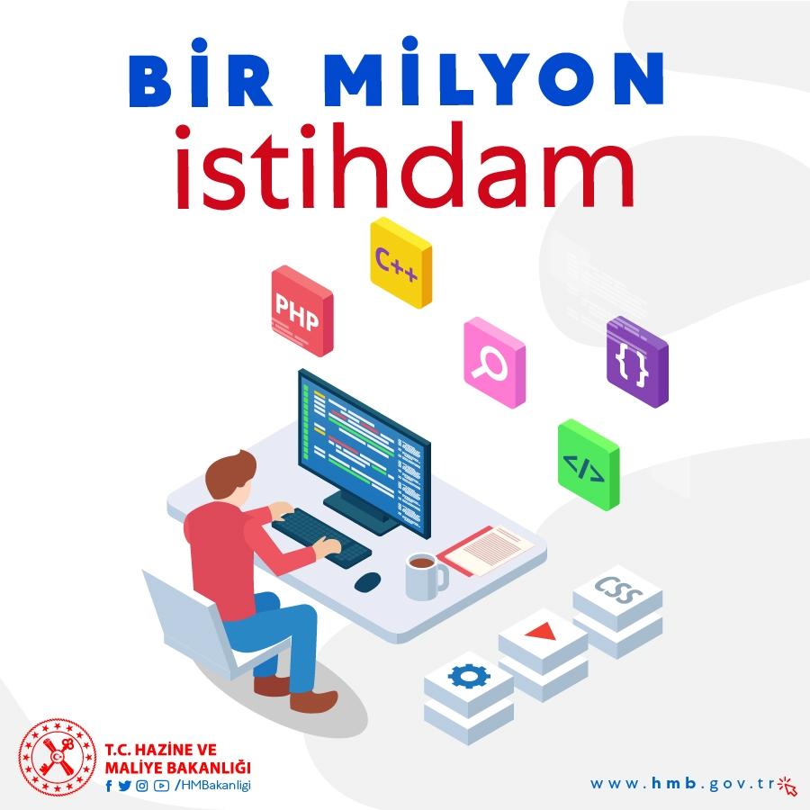 1 Milyon İstihdam Projesi