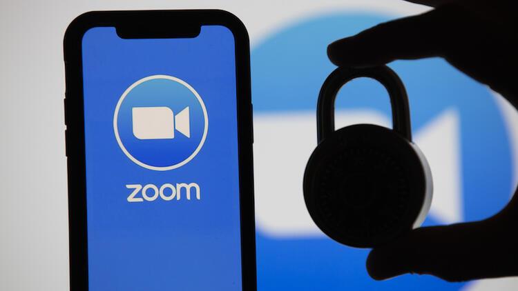 Zoom arayüzünü