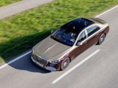 Yeni Mercedes-Maybach S Serisi