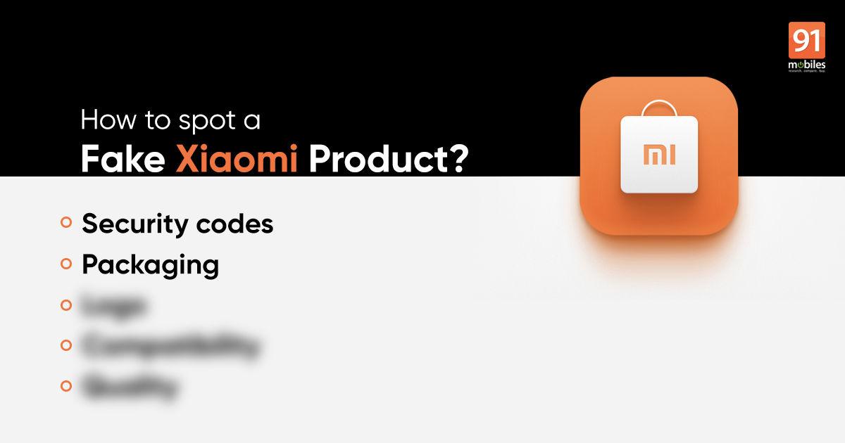 Sahte Xiaomi