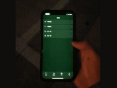 iPhone 12 yeşil ekran