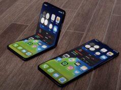 Apple ve LG katlanabilir ekran